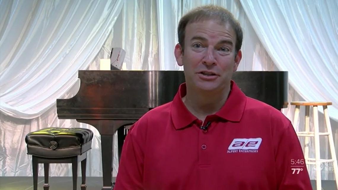 Alpert Enterprises St Pete Opera ABC Action News Virtual Gala Fund Raising Auctions Jason Alpert